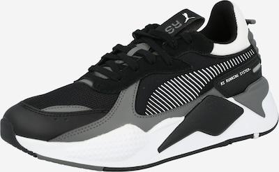 PUMA Sneakers low in grey / black / white, Item view