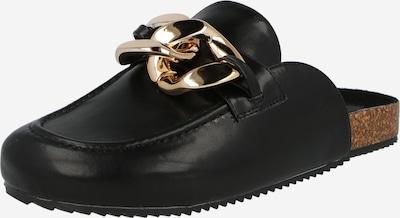 4th & Reckless Pantolette 'JACKSON' in gold / schwarz, Produktansicht