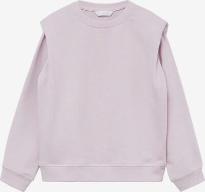 MANGO KIDS Sweatshirt in pastelllila, Produktansicht