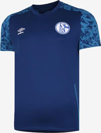 UMBRO T-Shirt in blau, Produktansicht