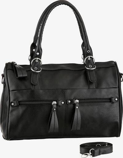 J. Jayz Handtasche in schwarz, Produktansicht