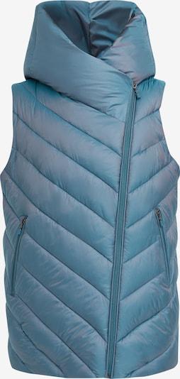 Finn Flare Steppweste in blau, Produktansicht