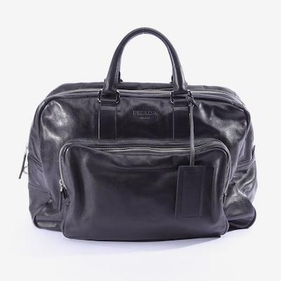 PRADA Weekender in One Size in schwarz, Produktansicht