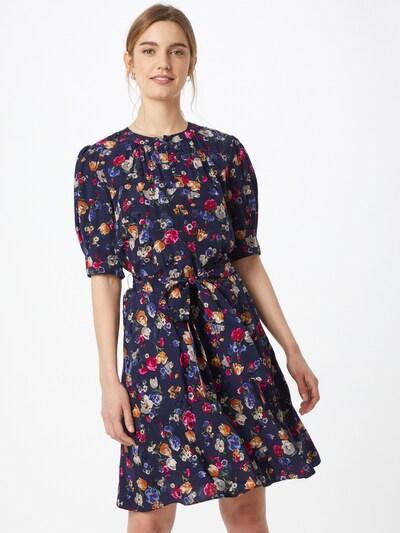 Lauren Ralph Lauren Šaty 'Felippo' - námornícka modrá / zmiešané farby, Model/-ka