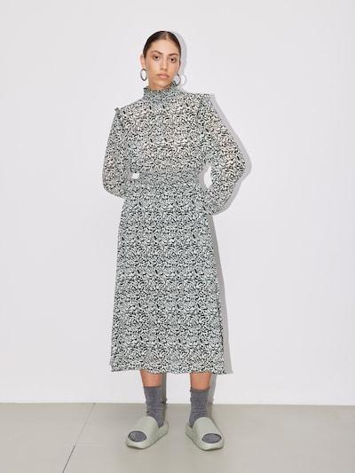 LeGer by Lena Gercke Kleid 'Amalia' in dunkelgrün, Modelansicht