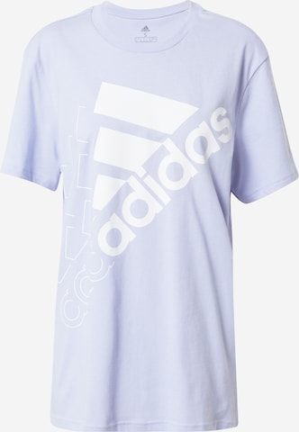 ADIDAS PERFORMANCE Funktionsshirt in Lila