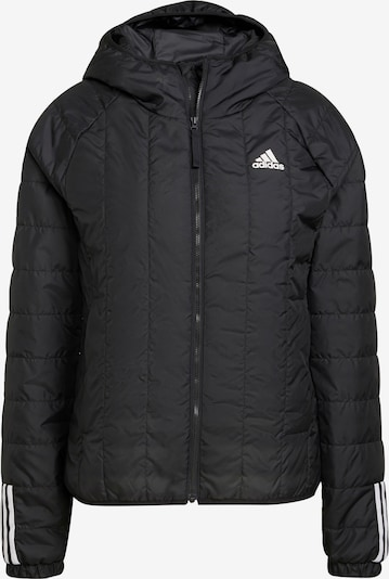 ADIDAS PERFORMANCE Outdoor Jacket 'ITAVIC' in Black / White, Item view