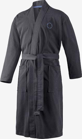 JOOP! Badjas lang  in de kleur Antraciet, Productweergave