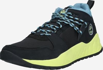 TIMBERLAND Athletic lace-up shoe 'Solar Wave' in blue / black, Item view