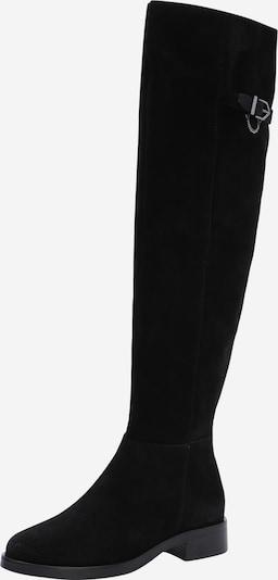 MJUS Cuissardes 'Zenzero' en noir, Vue avec produit