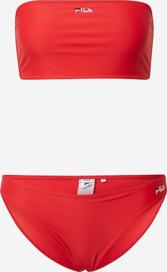 tengerészkék / piros / fehér FILA Bikini, Termék nézet