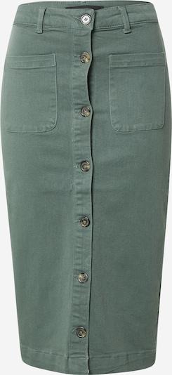 VERO MODA Jupe 'JUJU' en vert clair, Vue avec produit