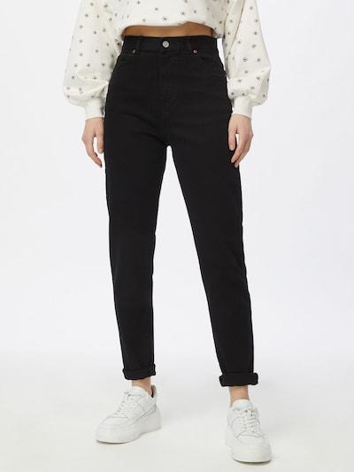 Dr. Denim Jeans 'Nora' in schwarz, Modelansicht
