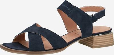 CAPRICE Sandály - tmavě modrá / stříbrná, Produkt