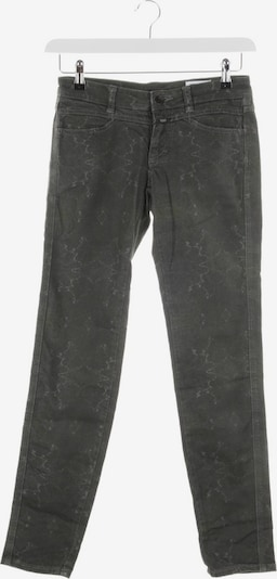 Closed Jeans in 26 in oliv, Produktansicht
