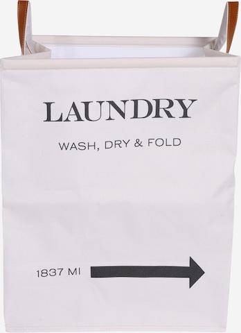 ABOUT YOU Tvättkorg 'Comfy Square Large' i grå