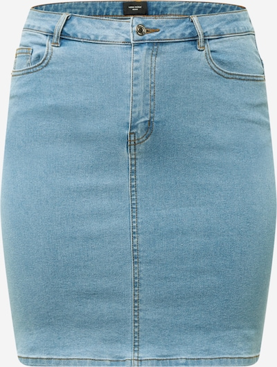 Vero Moda Curve Suknja 'Hot Nine' u plavi traper, Pregled proizvoda