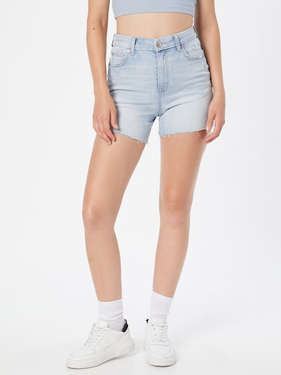 American Eagle Jeans in Light blue, View model