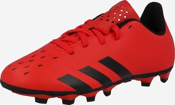 ADIDAS PERFORMANCE Sports shoe 'Predator Freak 4' in Red