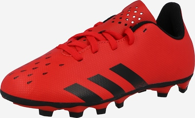 Pantofi sport 'Predator Freak 4' ADIDAS PERFORMANCE pe roși aprins / negru, Vizualizare produs