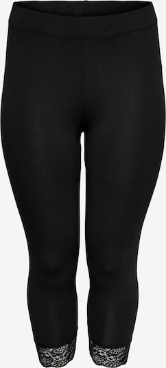 ONLY Carmakoma Leggings 'Cartime' en negro, Vista del producto