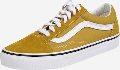VANS Sneaker 'Old Skool' in curry / weiß, Produktansicht