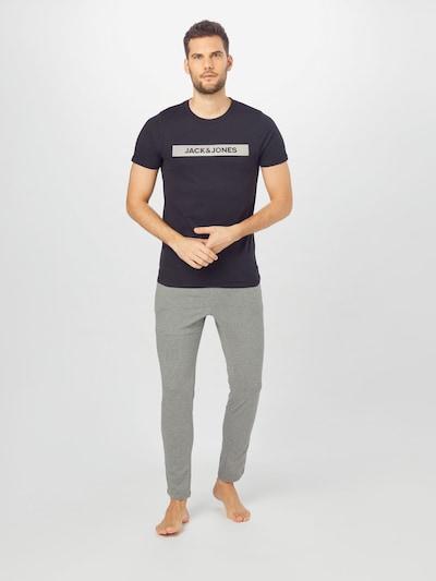 JACK & JONES Pajamas long in Grey, View model