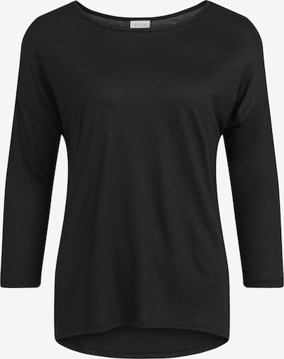 VILA Shirt 'Scoop' in Black, Item view