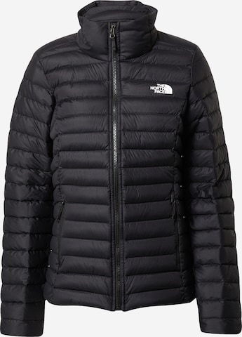THE NORTH FACE Athletic Jacket in Black