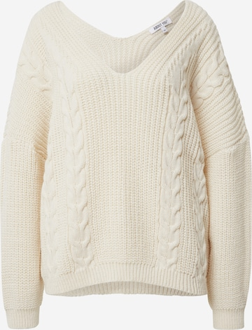 ABOUT YOU Sweater 'Svea' in Beige
