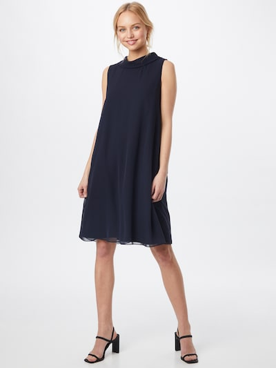 Vera Mont Cocktailkleid in dunkelblau, Modelansicht