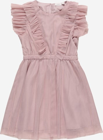 NAME IT Kleit 'OYA', värv roosa