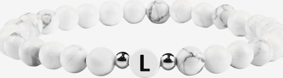 GOOD.designs Armband in weiß, Produktansicht
