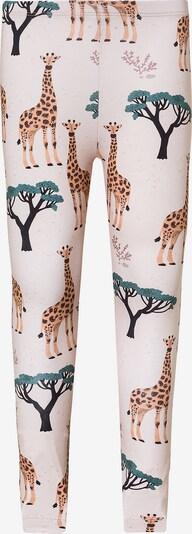 Walkiddy Leggings in beige, Produktansicht
