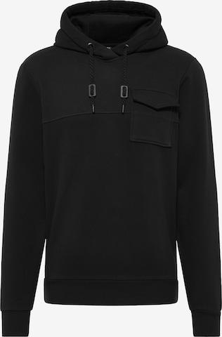 Sweat-shirt TUFFSKULL en noir