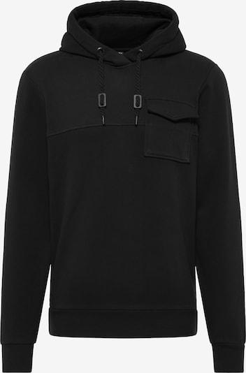 TUFFSKULL Sweat-shirt en noir, Vue avec produit