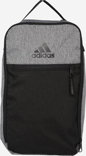 adidas Golf Sac de sport en gris / noir, Vue avec produit