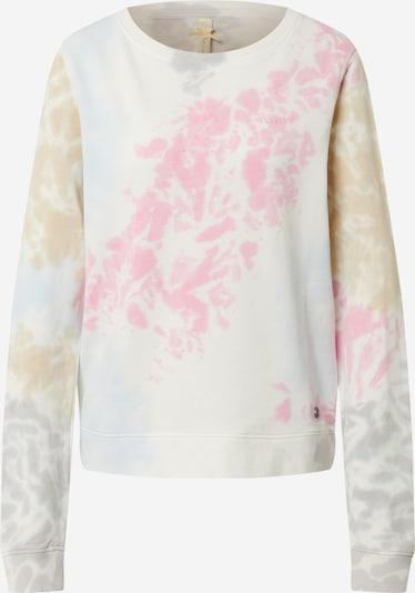 Megztinis be užsegimo iš Key Largo , spalva - smėlio / azuro / rožinė, Prekių apžvalga