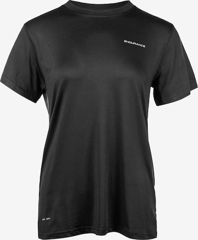 ENDURANCE Funktionsshirt 'Yonan' in schwarz, Produktansicht