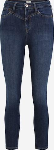 River Island Petite Jeans 'GEORGIE' in Blue