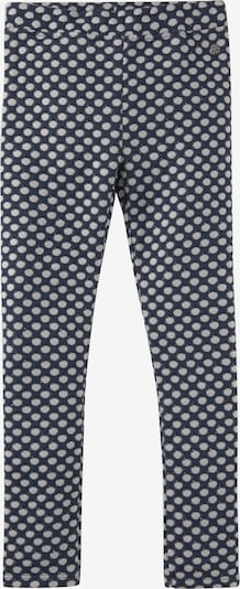 TOM TAILOR Leggings in blau / weiß, Produktansicht