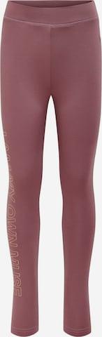 Leggings ONLY en rouge