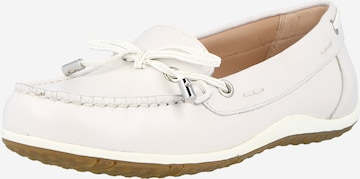 GEOX Mokkasiina värissä valkoinen