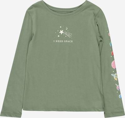 GAP Shirt in grün / mischfarben, Produktansicht