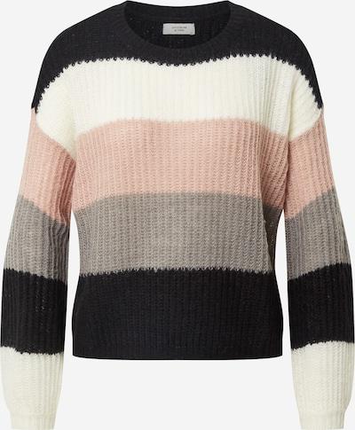 JACQUELINE de YONG Pullover 'Stripe' in mischfarben / schwarz, Produktansicht