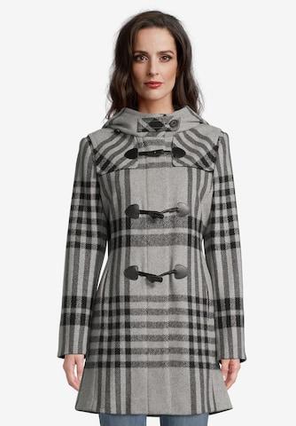 GIL BRET Between-Seasons Coat in Grey