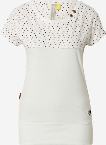 Alife and Kickin Shirt 'Cora' in White