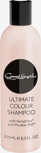 Great Lengths Haarshampoo 'Ultimate Color' in gold / schwarz, Produktansicht
