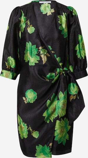 Samsoe Samsoe Mekko 'Celestina' värissä vihreä / musta, Tuotenäkymä