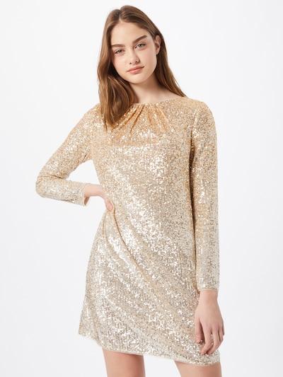 TFNC Koktejlové šaty 'REVEL' - zlatá / stříbrná, Model/ka